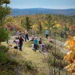 The 2013 fall Nature Walk