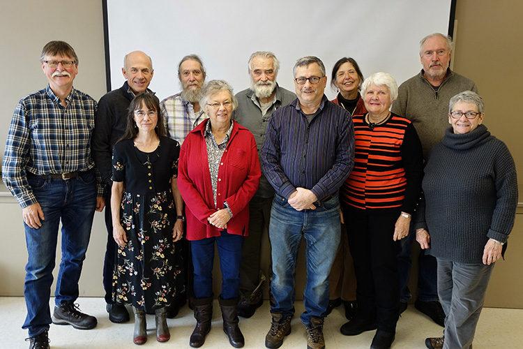 2018-19 MMLT Board of Directors