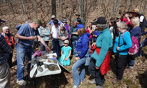 Discover the Rugged Rocks, May 6