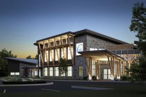 Mississippi Valley Conservation Centre building