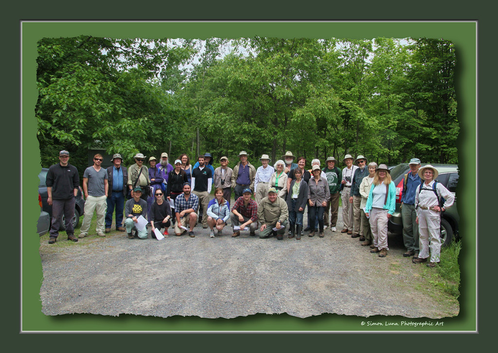 Friday Keddy Bioblitz Crew