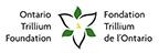 Ontario Trillium Foundation 2017